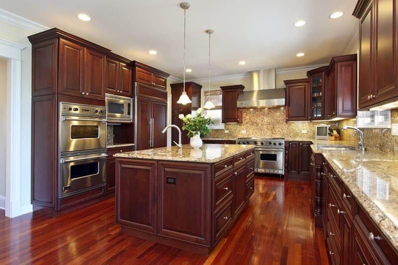 Beautiful-Kitchens-with-Dark-Kitchen-Cabinets-Design