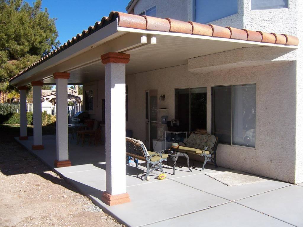 Alumawood Patios Construction California