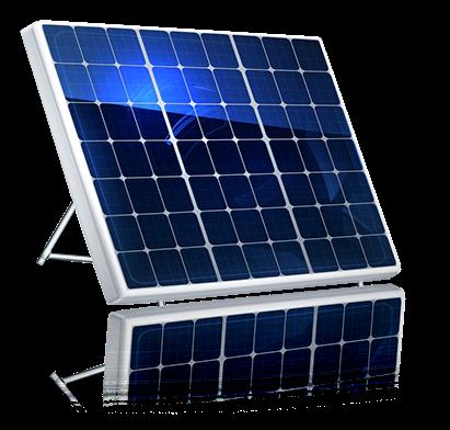 solar panel distribution