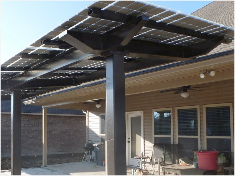 Solar Panel Patio Cover Searching For